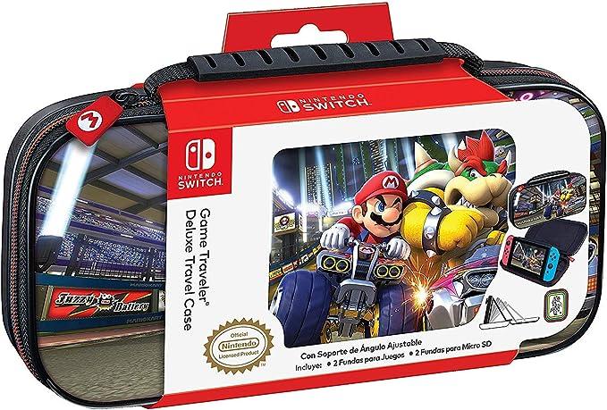Ardistel - Game Traveler Deluxe Travel Case NNS50B (Nintendo ...