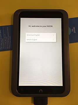 Barnes & Noble Nook HD 8 GB pantalla táctil 7 pulgadas Google Play ...