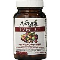 Natural Traditions CamuNatural Traditions Camu Camu Berries Powder, 90 capsules, 500mg