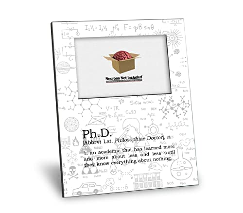 Personalization Available Graduation Picture Frame -Mathematician Definition Picture Frame 8x10 Frame Choice of Finish 4x6 Picture