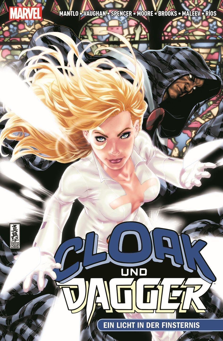 Cloak und Dagger: Ein Licht in der Finsternis Taschenbuch – 23. Juli 2018 Stuart Moore Mark Brooks Bill Mantlo Ed Hannigan