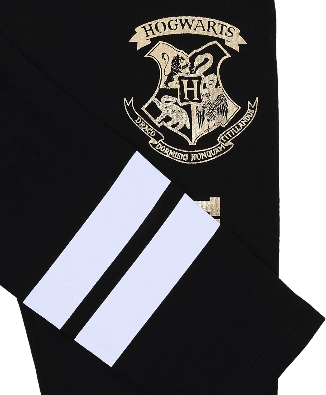 Leggings Neri Hogwarts Harry Potter