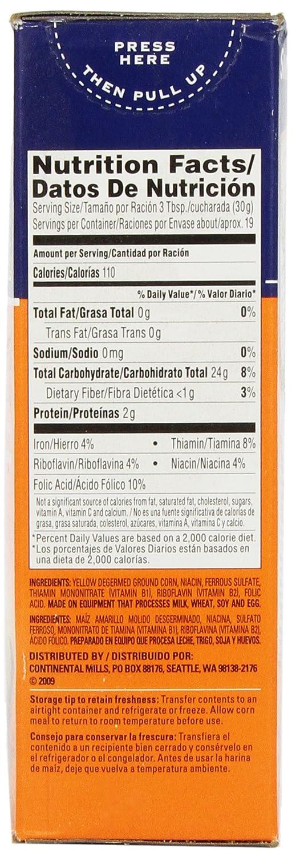 Albers Yellow Corn Meal, 20 oz