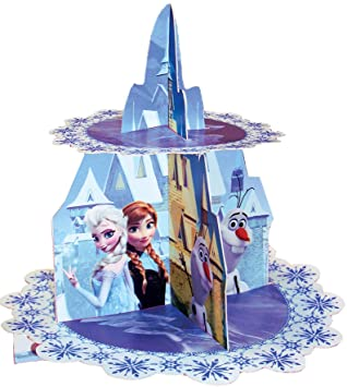 COOLMP - Lote de 3 expositores para Cupcakes de Frozen ...