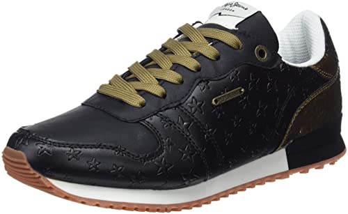Pepe Jeans London Gable Mars, Zapatillas para Mujer: Amazon.es: Zapatos y complementos