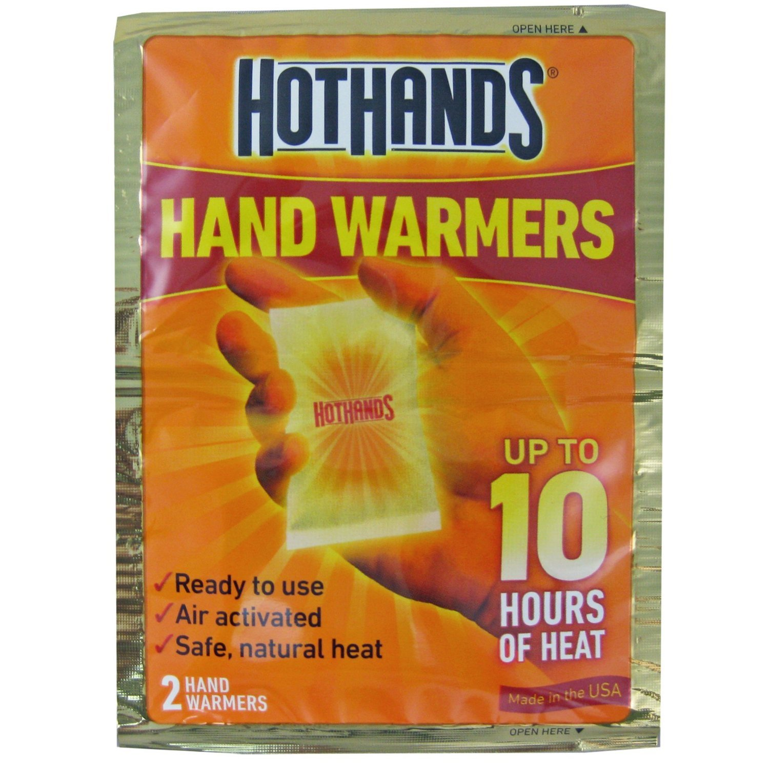 Hothands Hand Warmers Pair Economy Pack by HotHands   B00PHWFKXI
