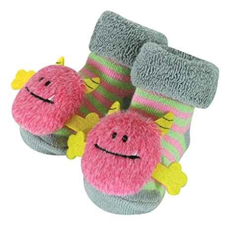 Review Stephan Baby Rattle Socks,