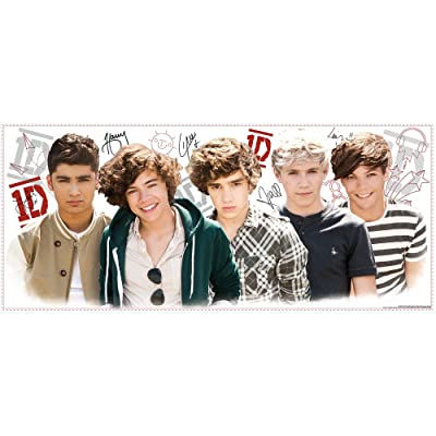 RoomMates RMK2302GM 1 Direction Peel and Stick Wall Graphix - Wall Decor Stickers - .com
