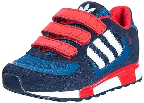 blauBlau 850 blau Sneaker Zx KMädchen adidas Blau Cf thQrsdxC