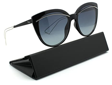 158a40436d3d Christian Dior LINER Women Round Gradient Sunglasses (Black Palladium  Frame