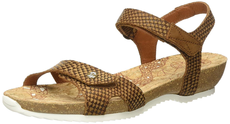 PANAMA JACK Damen Dania Snake Offene Sandalen mit Keilabsatz  | Günstige Preise  | Treten Sie ein in die Welt der Spielzeuge und finden Sie eine Quelle des Glücks