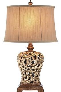 Crosby Schoolhouse Desk Lamp - Ebony -ThresholdTM (Includes CFL ...