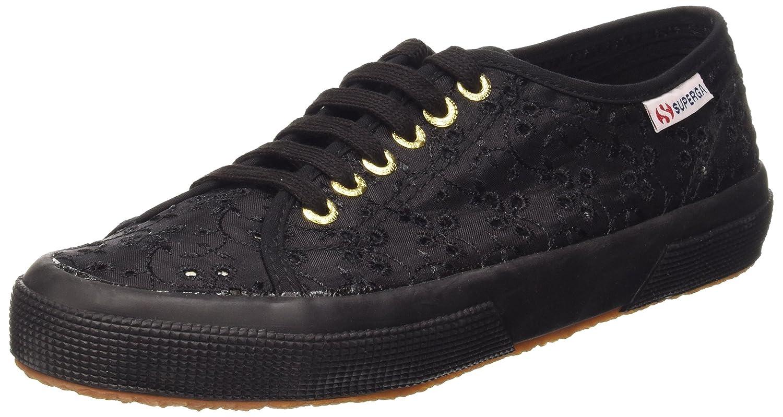 Superga 2750-Sangallosatinw - Zapatillas para Mujer 35 EU|996 Full Black