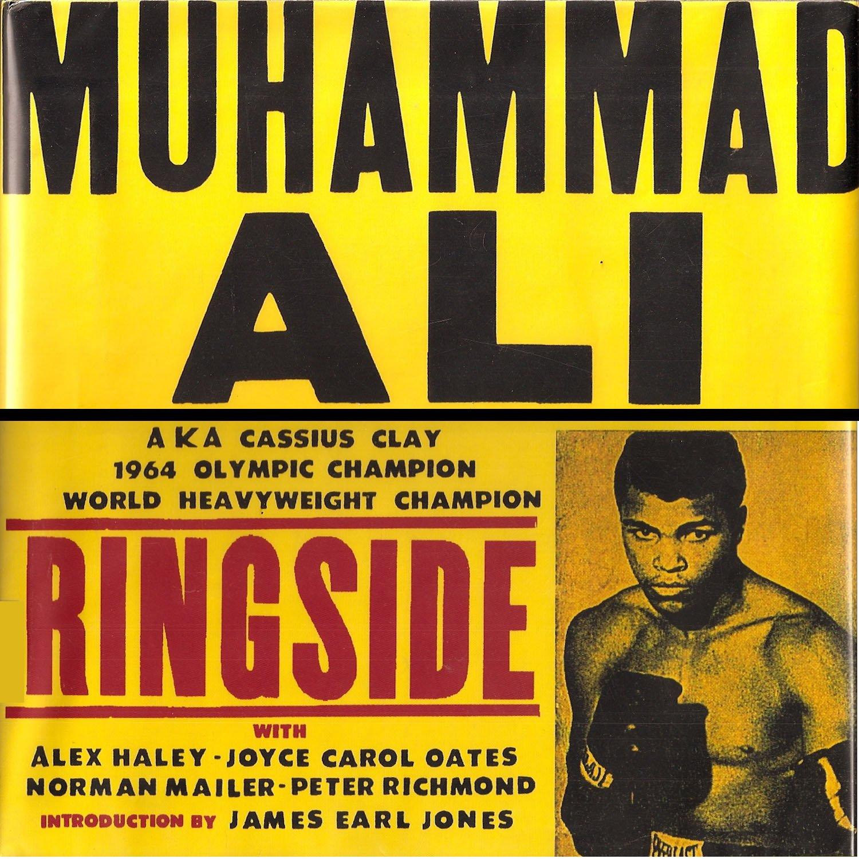 Muhammad Ali: Ringside: Amazon co uk: Alex Haley, Joyce