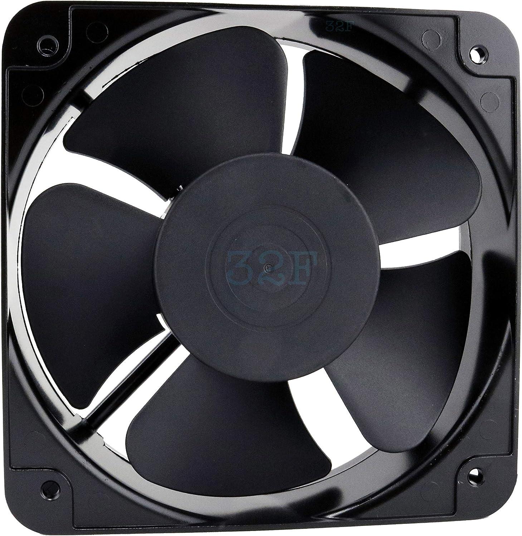 32F Ventilador 200 mm 200 x 200 x 60 2700 RPM 220 V 230 V 240 V 0 ...