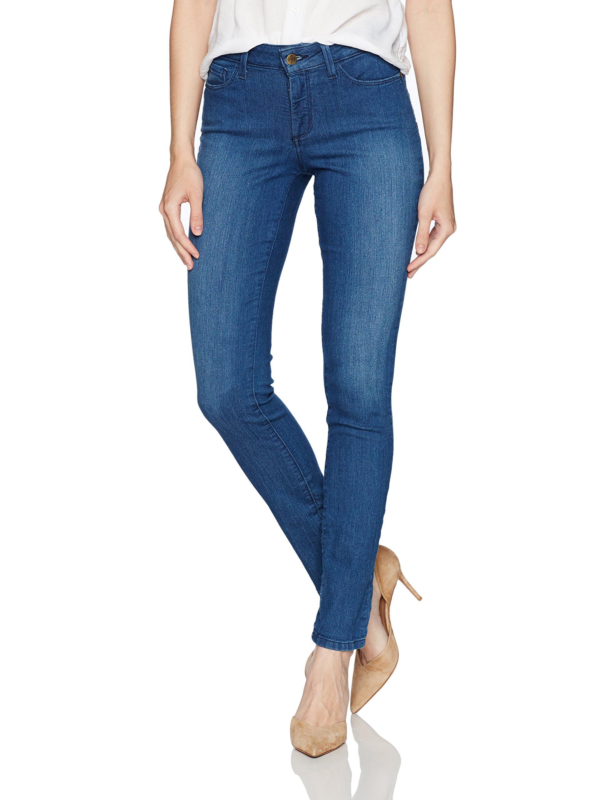 NYDJ Women's Alina Legging Fit Skinny Jeans, Legacy, 18