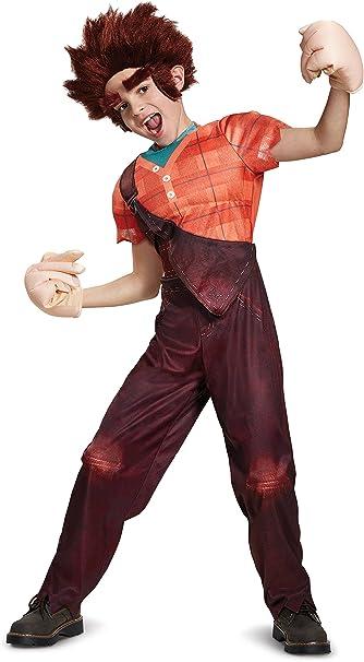 Disguise Wreck It Ralph 2 Deluxe Ralph Disfraz para niños ...