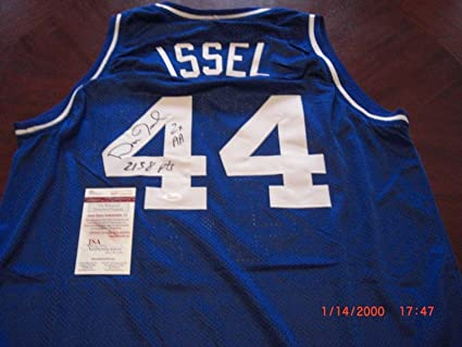 Image Unavailable. Image not available for. Color  Autographed Dan Issel  Jersey ... 0c39d5062