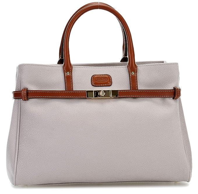 Brics Life Handtasche perlmutt: : Bekleidung