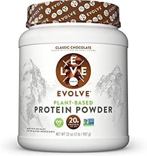 product image for Evolve Protein Powder, Classic Chocolate, 20g Protein, 2 Pound