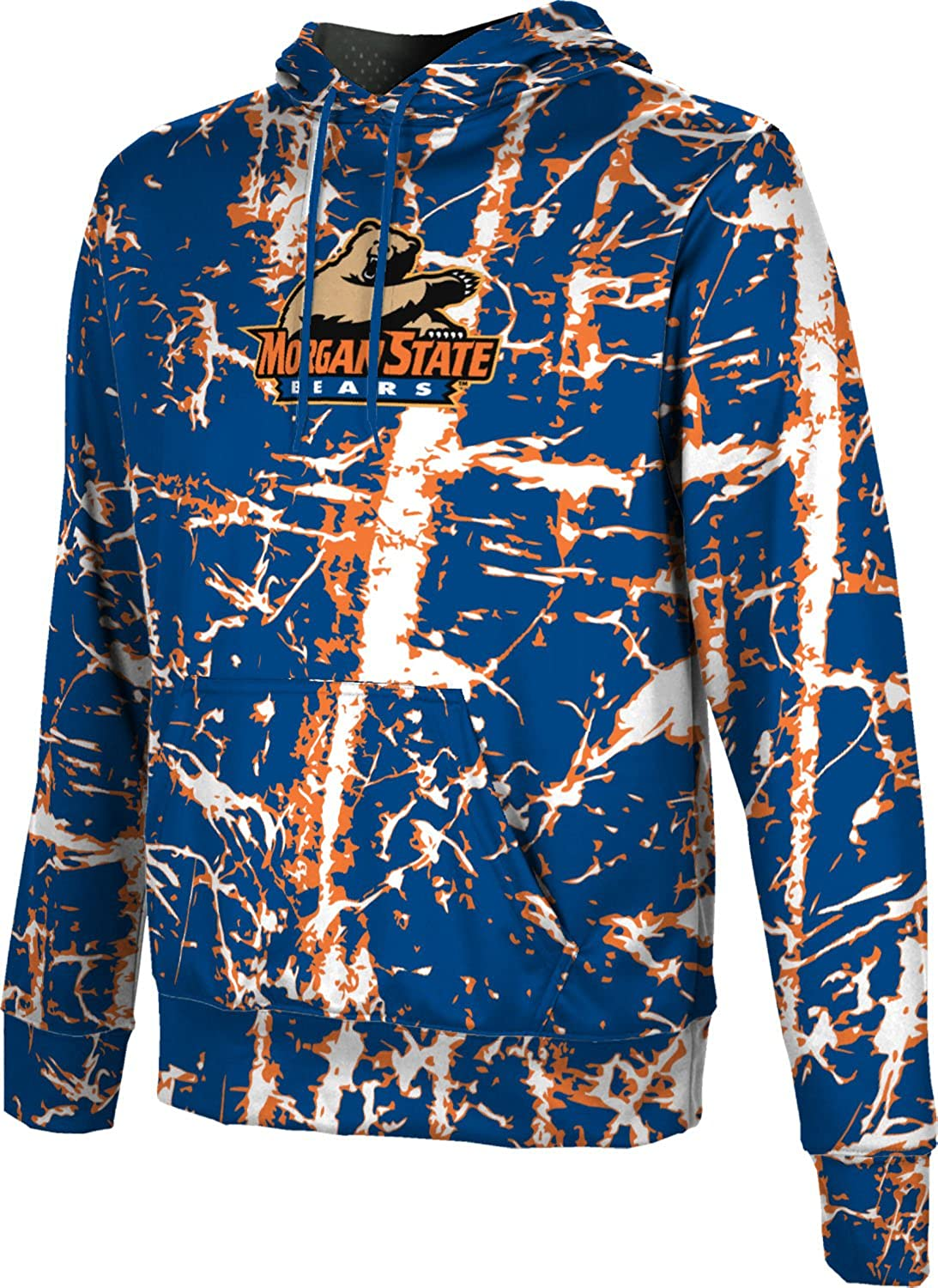 ProSphere Morgan State University Boys Hoodie Sweatshirt Distressed