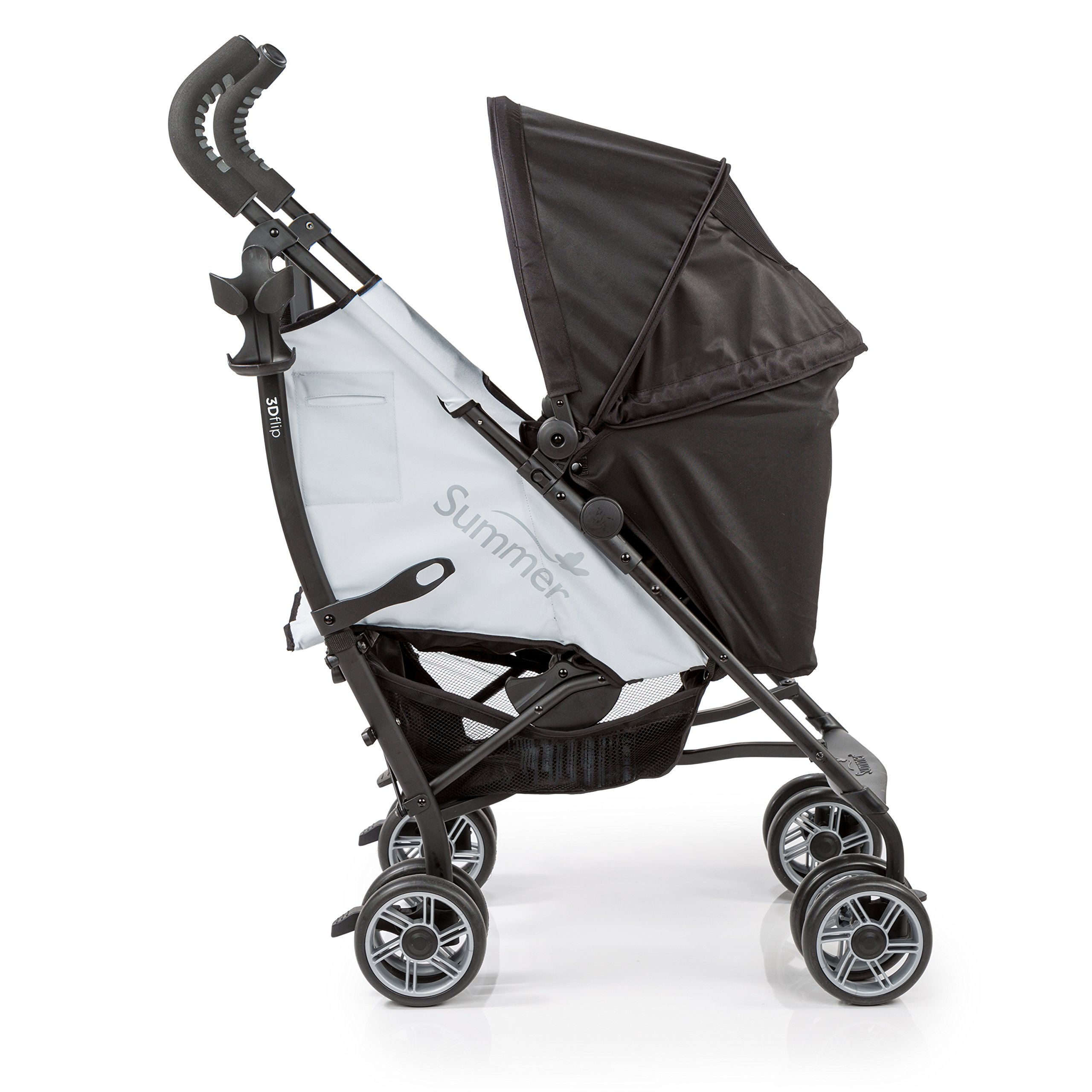 Summer Infant 3Dflip Convenience Stroller, Double Take by Summer Infant