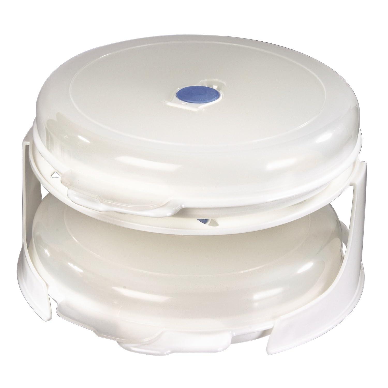 Mikrowellen-Teller-Set XAVAX 6-tlg