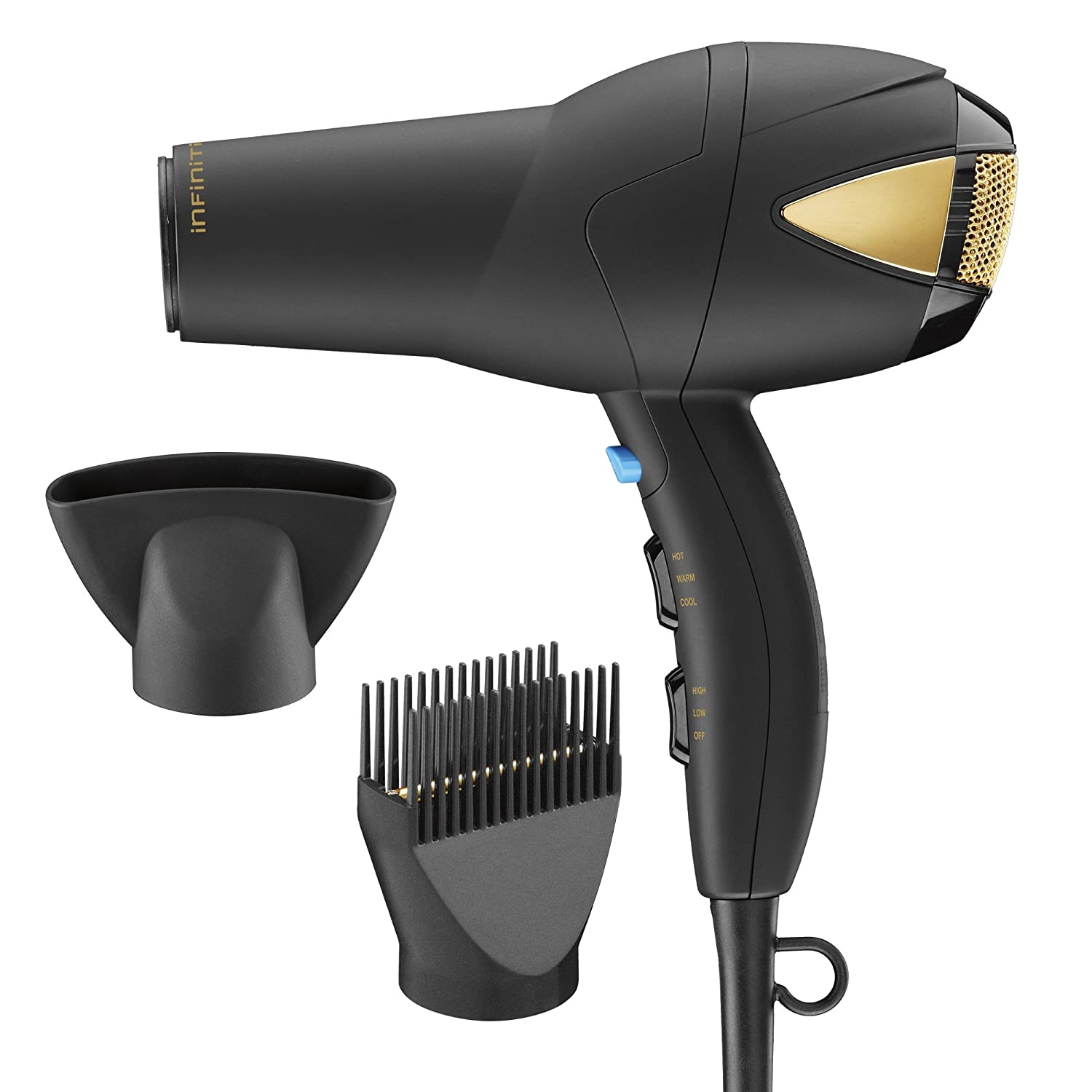 INFINITIPRO BY CONAIR GOLD 1875 Watt Styling Tool