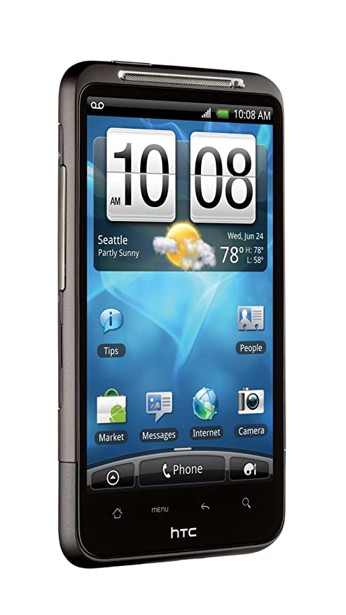 amazon com htc inspire 4g android phone black at t cell phones rh amazon com HTC Inspire Case AT&T HTC