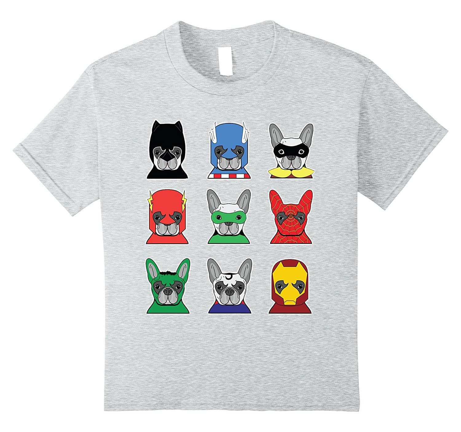 Womens French Bulldog Bulldogs Heroes-Veotee