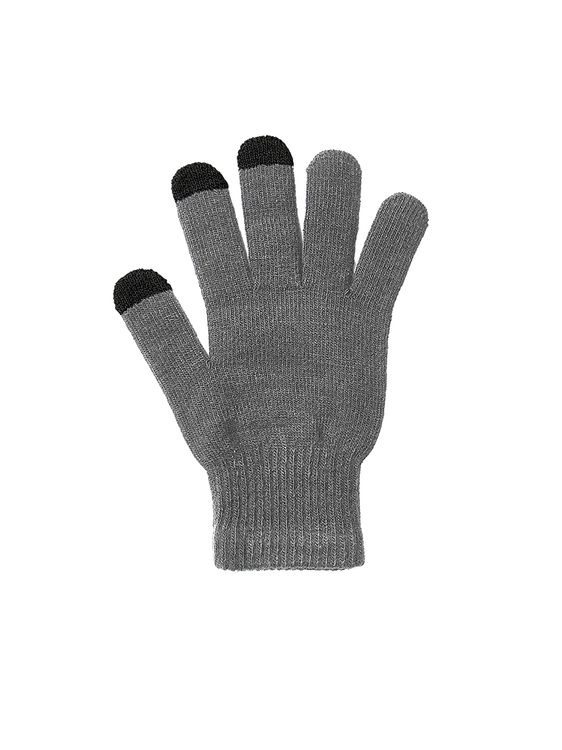 Mens Touch Screen Magic Gloves