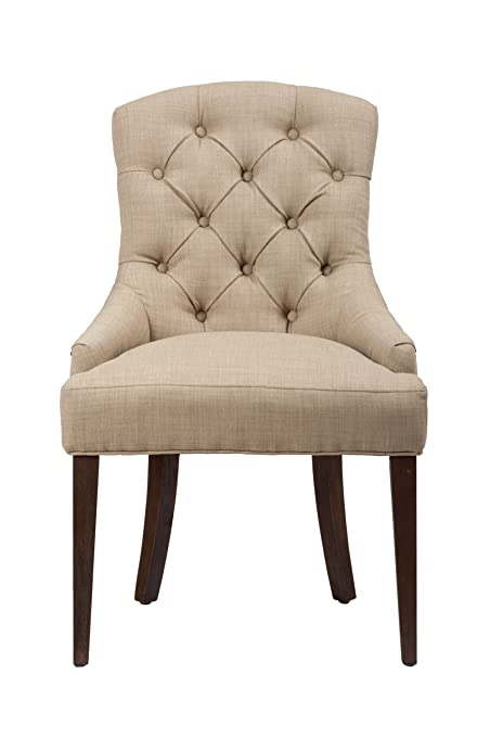 Amazon Com Jofran 678 212kd Geneva Hills Dining Accent Chair
