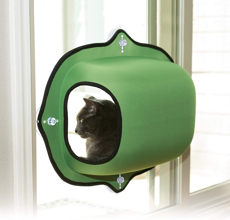 K&H EZ Mount Window Pod Kitty Sill