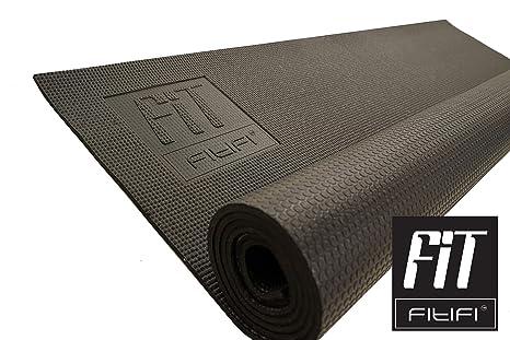 Fitifi - Alfombrilla de Yoga para Gimnasio y Fitness, Extra ...