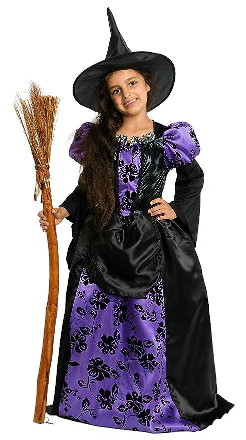 Magicoo - Costume da Carnevale Halloween per bambine f3b8f1f96667