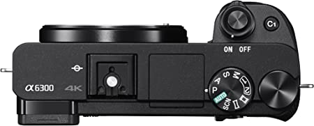 Sony ILCE6300/B product image 9