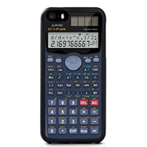 Funny Old School Scientific Calculator Numbers Shockproof Rubber Custom Case Cover for iPhone 11 Pro Max X XS XR 8