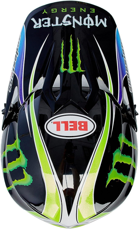 Taglia L Pro Circuit 18 Green BELL 7091714 Casco per Moto