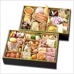 【おせちの新商品】銀座花蝶「華の宴」和洋二段重