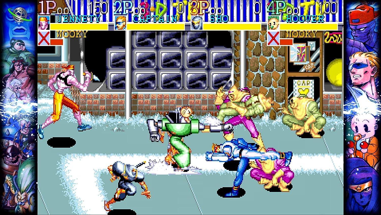 Amazon.com: Capcom Belt Action Collection - PS4: Video Games
