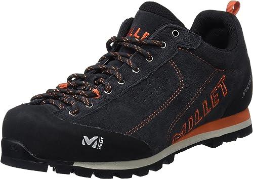 MILLET Friction M, Chaussures de Randonnée Basses Homme: Amazon.fr ...
