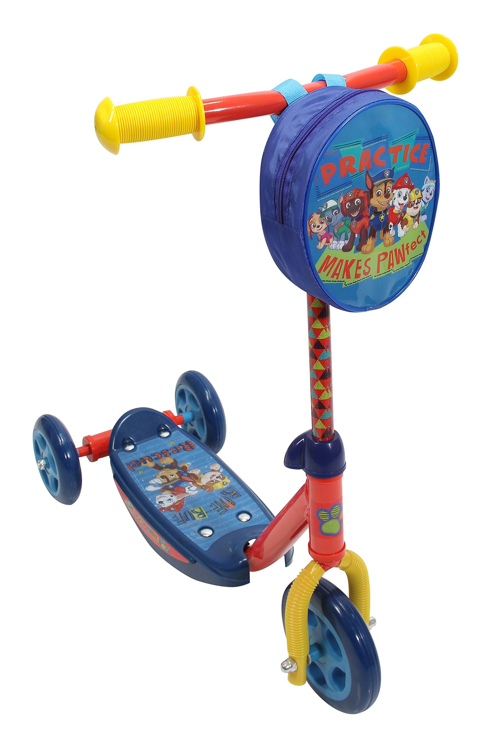 PlayWheels PAW Patrol 3-Wheel Scooter by PlayWheels
