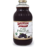 Lakewood Organic Pure Prune, 946ml
