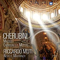 Cherubini: Masses Overtures Motets (7Cd Box)