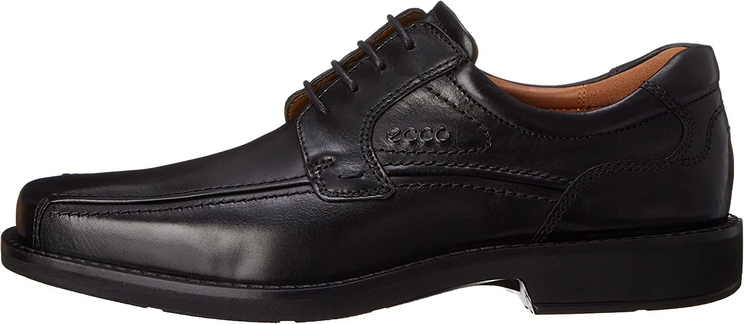 ECCO Mens Seattle Bicycle-Toe Oxford