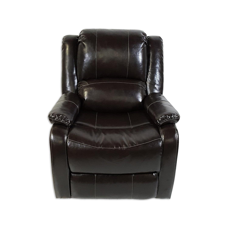 "Amazon RecPro Charles 30"" RV SGR Swivel Glider Recliner Chair"