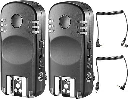 N3 Cavo scatto trigger x Nikon D600 D3100 D3200 D3300 D5100 D5200 D7000 D90