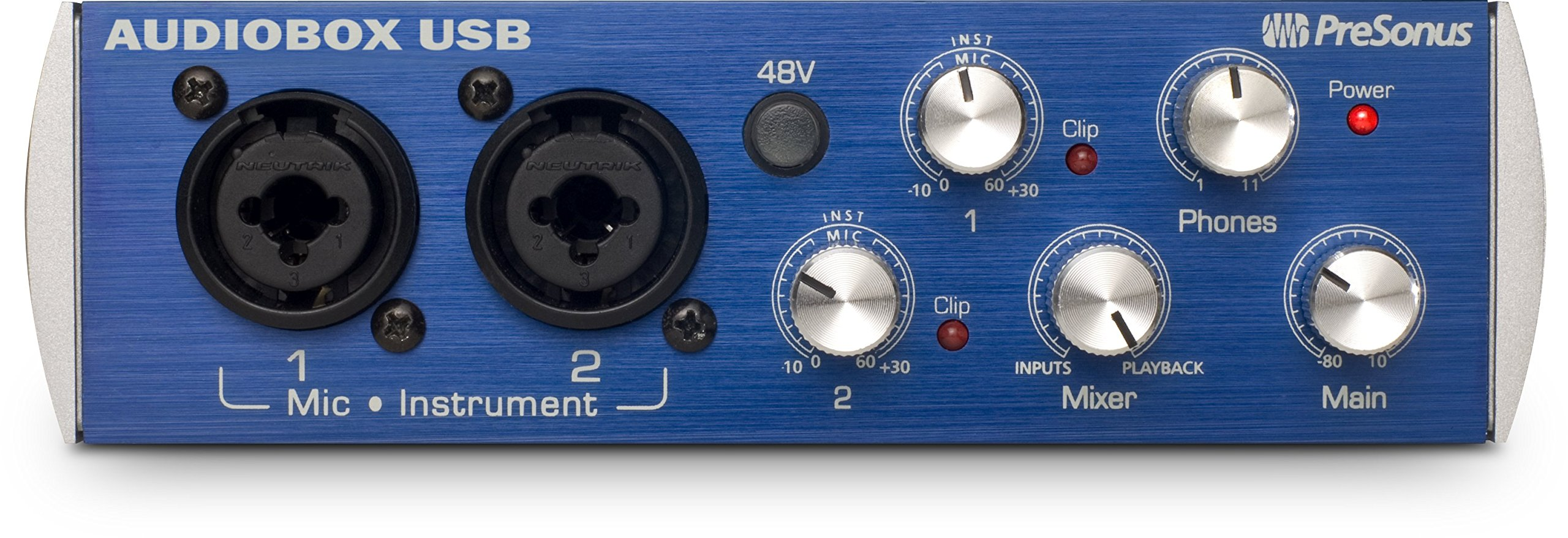 PreSonus AudioBox USB 2x2 - Interfaz de audio - Incluye S...