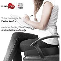 Visko Love Anatomic Seating Pillow/Visko Love Anatomik Oturma Yastığı