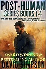 Post-Human Omnibus Edition (1-4) (Post-Human Series Book 1) Kindle Edition